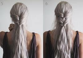 tutorial rambut tutorial rambut mudah ala khaleesi di serial game of thrones