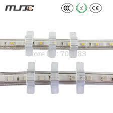 light mounting clips 1000pcs 110v 220v led strip light light mount holders 12mm 15mm