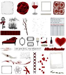 true blood vampire word art clear cut png 13 by