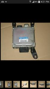 lexus is300 rwd 07 is250 rwd power steering ecu part 89650 53020
