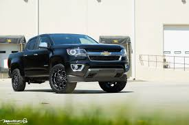 chevy colorado lowered mallett performance cars products