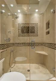 Traditional Bathroom Designs Greek Key Marble Bathroom Traditional Bathroom Boston By