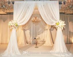 wedding backdrop china eight years experiences china manufacturer ceiling pipe and drape
