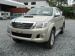 used toyota 2014 japanese used toyota hilux vigo 3 0g 4wd 2014 for sale