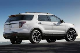 Ford Explorer 3 Rows - used 2014 ford explorer for sale pricing u0026 features edmunds