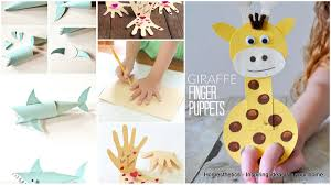 111 cute and easy crafts for kids that parents can help with