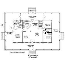 porch house plans country house plan 45764 square porch and squares
