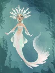 ludovicjacqz donc comme promis la petite mermaids