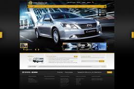 toyota corporate toyota sudan golden arrow on behance