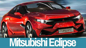 mitsubishi eclipse concept mitsubishi eclipse exclusive details and first review of 2018