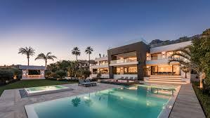 brand new in sierra blanca u2013 modern villas
