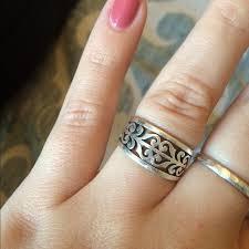 avery adorned hearts ring avery jewelry avery open adorned ring poshmark