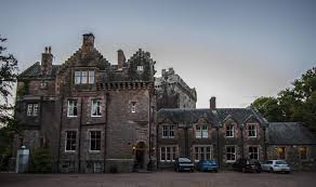 The Ghost Writer House I Spent The Night In A Haunted Scottish Castle And Got Real
