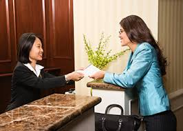 Working At Hotel Front Desk Bureau Of Labor Statistics