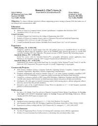 Resume For Ojt Computer Science Student Write My Education Application Letter Custom Cheap Essay Writer