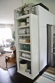 ideas for shelves in kitchen 25 best diy kitchen shelves ideas on open shelving