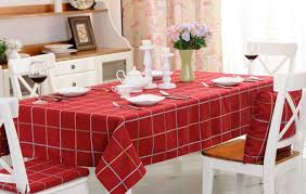 checkered checkered tablecloth modern tablecloth for family