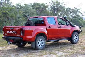 isuzu dmax lifted isuzu d max dual cab flame 63397 superior customer vehicles