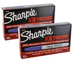target sharpie pack black friday sharpie 24 count ultra fine point permanent markers 9 10