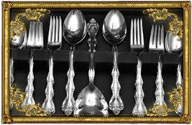 buy cutlery buy silverware flatware sell silverware flatware gold rush