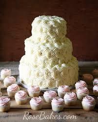 wedding cake roses behance