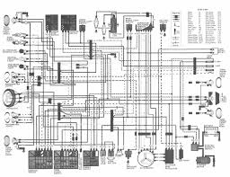 honda cb750 wiring diagram schematics wiring diagram