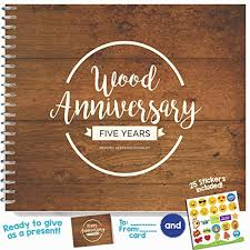 five year wedding anniversary gift wood anniversary gifts co uk