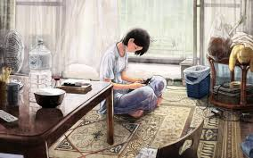 anime playing video games 1280x800 jpg 1280 800 my wall