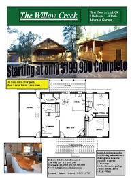 custom floor plans for homes elk creek builders home floor plans cabin floor plans custom