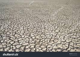 cracked ground dry land desert landscape stock photo 379670527