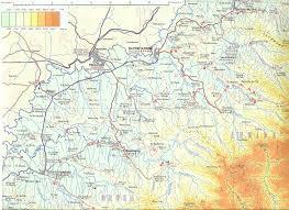 Lesotho Map Maps U2013 Friends Of Lesotho