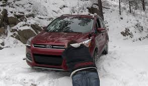 Ford Escape Awd System - ford escape off road misadventure u0026 review youtube