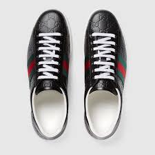 ace gucci signature sneaker gucci men u0027s sneakers 386750cwcg01070