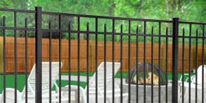 eastern fence