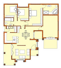 find floor plans architecture open raised house plan home cabin interiors tool