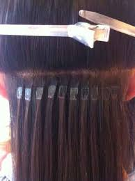 microlink hair extensions cold fusion hair extension or micro link is the technique
