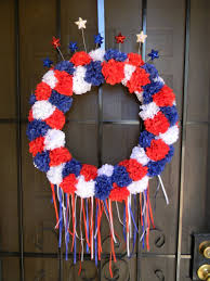 4th of july wreaths festive july 4th diy wreaths easy simple inspired