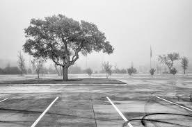 burnt rubber black and white fine art photograph