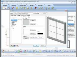hgtv home design software inserting and adjusting windows youtube