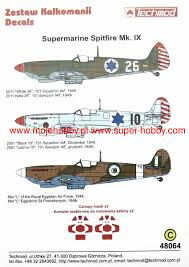 Squadron Canopies by Supermarine Spitfire Mk Ix Techmod 48064