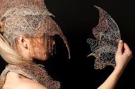 wire lace wearable claireprebble personal network