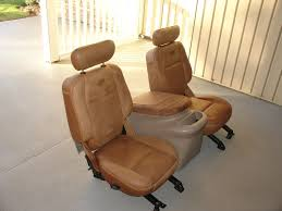 Ford F350 Truck Seats - king ranch seats f150 or f250 ford powerstroke diesel forum