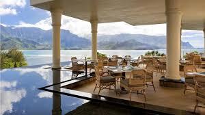 Beach House Kauai Restaurant by Princeville Restaurants St Regis Princeville Dining Kauai