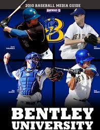 bentley college 2010 bentley university baseball media guide by lipe issuu