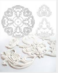 custom carved ornamental moulding appliques goodware