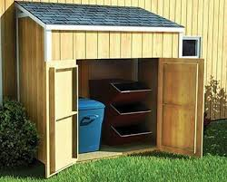 Small Wood Storage Shed Plans by 4 6 Lean To Shed Plans U0026 Blueprints For Making A Small Shed