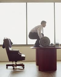 Office Chair Workout 10 Easy Ways To Sneak A Workout In At The Office