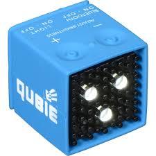 40 hz strobe light app ic one two the qubie bluetooth micro led strobe icqb blu v01