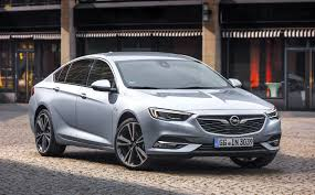opel insignia wagon trunk driven 2017 opel insignia grand sport 2 0 turbo 4x4 autoevolution