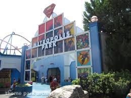 Six Flags Over Georgia Superman Ultimate Flight Six Flags Over Georgia Theme Park Archive